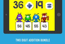 Boom! Addition Facts / Boom Cards interactive, self-grading task cards for addition facts mastery and fluency. Perfect for smart board centers, 1:1, or shared computers. See at a glance how your students did and what they choose for a wrong answer. Intervention made easy.