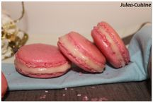 Macarons - Recettes
