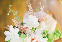 Fleurs // Mariage // Bouquet de mariée