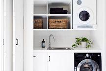 A - Laundry