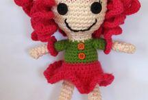Lalaliopsy doll crochet