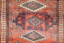 Tappeti Caucasici / Tappeti realizzati nelle aree a sud, est e nord della catena montuosa del Caucaso