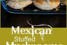 Mexican foodstuffs