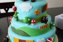 Videogame Desserts