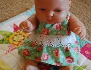 Doll clothes patterns / by Anna Inman