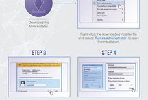 How to set to VPN
