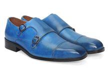 Double Monk Strap Shoes
