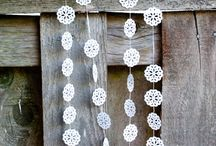 Winter Crafts and Decor / Fun winter crafts and home decor to brighten up your home. / by Angie Countrychiccottage