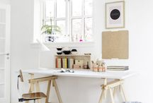 home office / things we could do with our home office