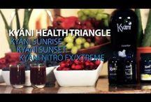 Kyani - zdraví a síla z přírody