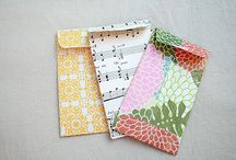 making envelopes