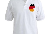 Germany Flag Map Products