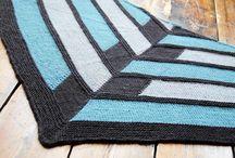 West S. / Western un'artista del knit.