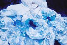 ♪  blue ♪ / Blue things ☆彡