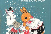 Oude kinderboeken - jeugdsentiment