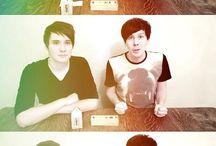 Дэн и фил