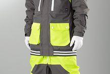 Куртки, комбинезоны