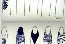 Mendhi Patterns