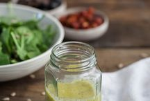 Salads and dressings / Alternatives