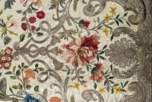 embroidered embellished fabric