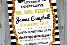 birthday invites for reilly