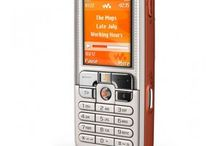 Sony Ericsson Classical Cell Phone