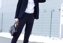 Sneaker style / Combinaties van casual chic combinaties voor sneakers en heels. Vesten en leather look broeken gekocht