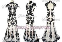 Wearable Art Gowns