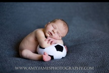 Soccer newborn