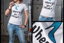 Женские футболки от fancy panda