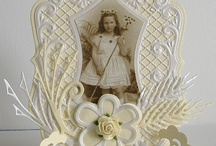 memory box and marienne die cut cards