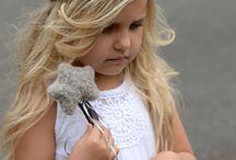 для девочек вязание