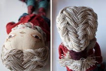 Doll Hairstyles / by Threadly Sins by Allison Rau