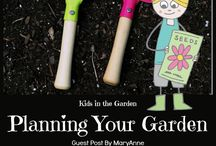 Gardening Activities for Kids / Gardening is an activity that excites kids to not only learn more about nature and plant life, but also healthy fresh foods. There's no better way to help kids learn about these things than by letting them get their hands dirty and plant a garden! This board is to share tips, fun activities for children to do in the garden.