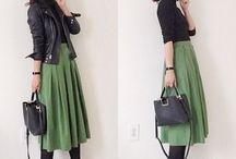 黒ファッション