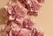 Papier / Origami, sculpture en papier