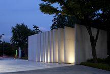 architecture - pavilions