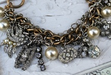 Recycled Jewelry / New jewelry made from old / by Sylvia Taylor