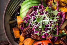 Power Lunch / Fuel up for the afternoon with nutrient-rich pecan lunch recipes.