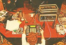 Makin Noise / #Instruments #gear #Studios #Jazz  #Hiphop #Music