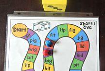 Language Arts Activities / ELA Activities for First Grade