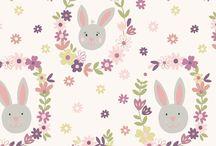Lewis & Irene - Bunny Garden