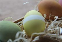 Easter / Ideas for easter food, desserts, crafts