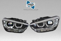 2X VOLL LED SCHEINWERFER HEADLIGHTS BMW 1 F20 F21 M1 LCI 7471340