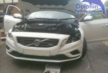 Volvo / Parking Sensor Installations on Volvo Cars