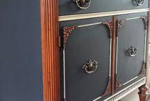 Möbel restaurieren