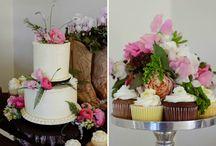 Wedding Cakes / Unique, decorative, gorgeous wedding cakes! / by Love & Lavender | Wedding Blog