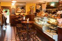 Inside Olive Deli Skerries before renovation!