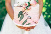 kvety na torte