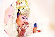 Henna+ make up wedding